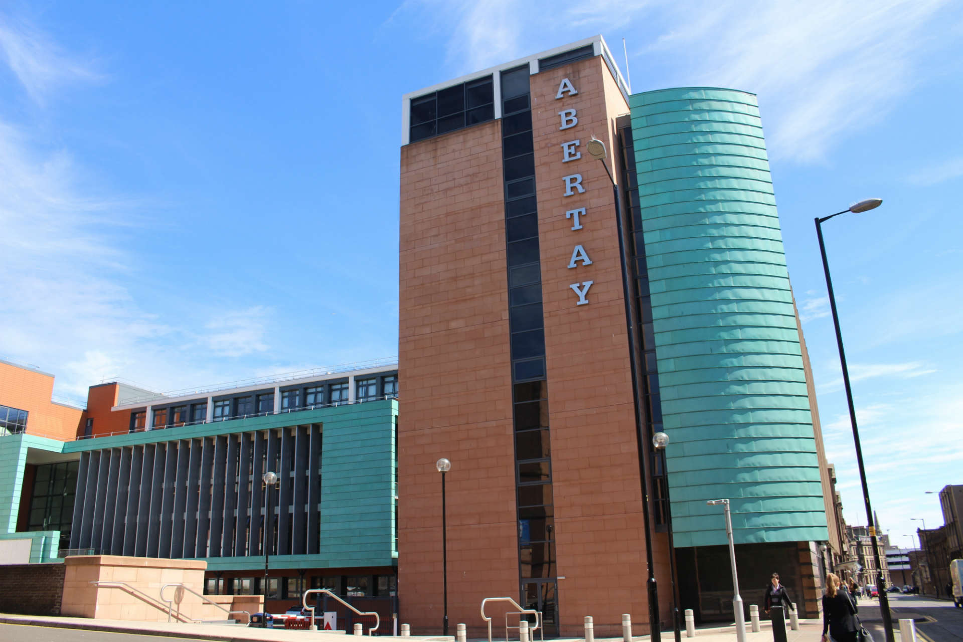 Public session to explore Abertay's future