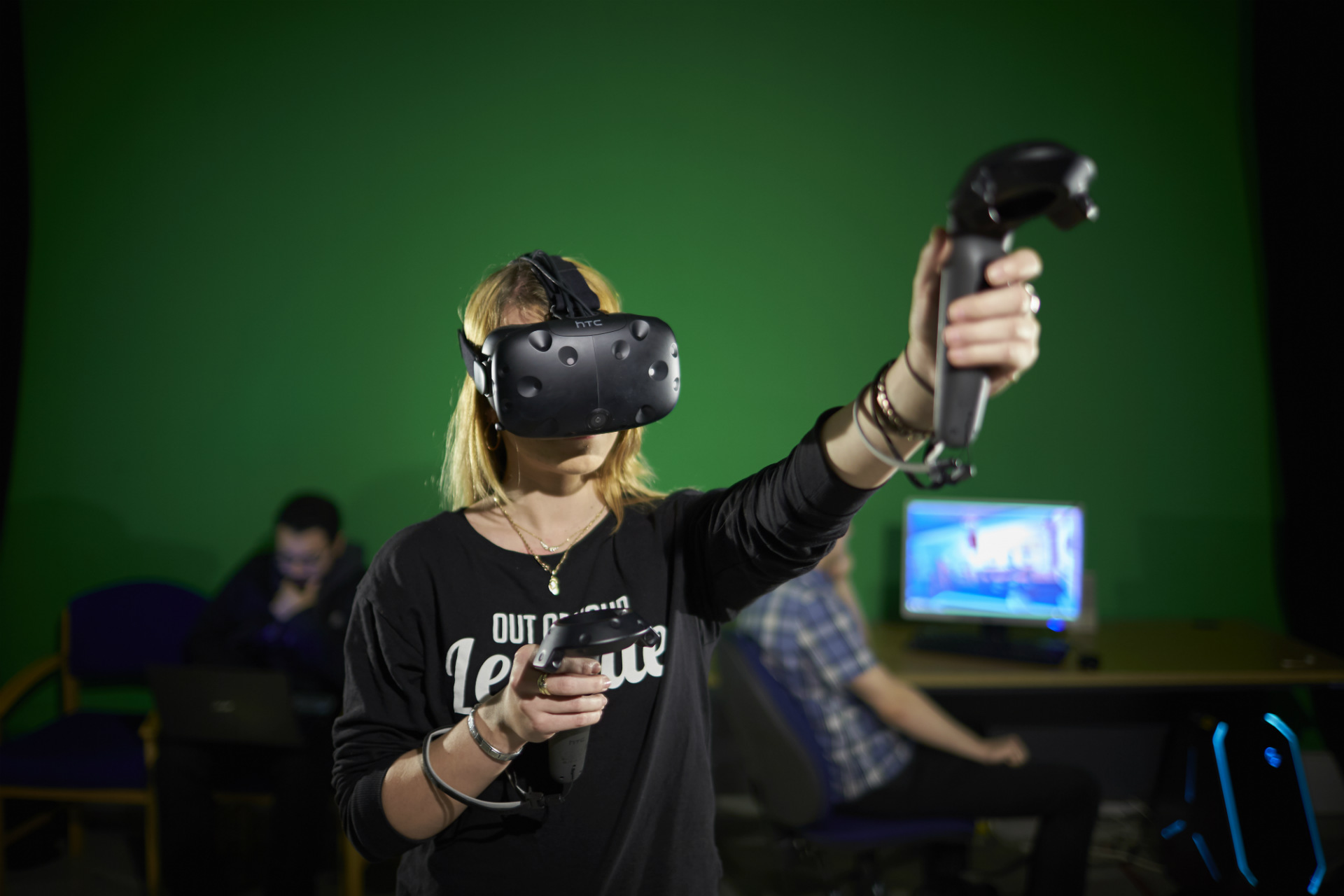 Abertay ranked best in Europe for videogames degrees