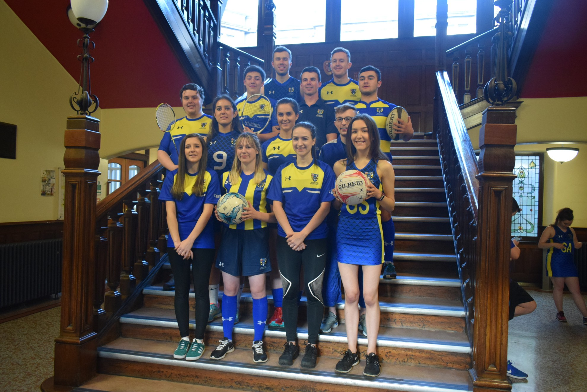 Abertay Sport signs three-year deal with Dreamsport
