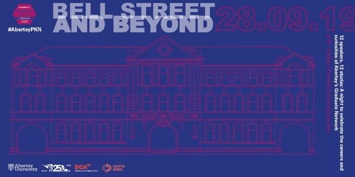 Bell Street and Beyond, powered by Pecha Kucha